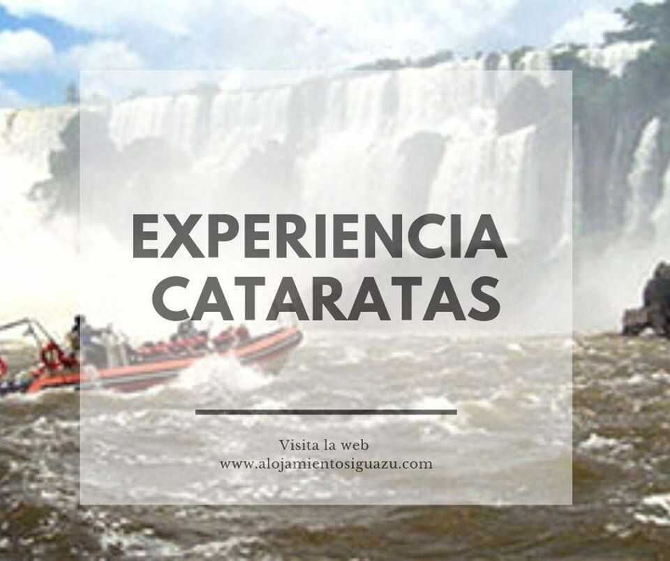 Tres días en Cataratas del Iguazú