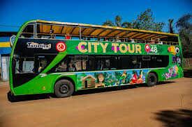 Bus turístico Iguazú
